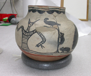 NMAI backer rod pot ring 05