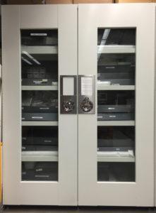 Figure 2. Delta Designs DDLX-G cabinet